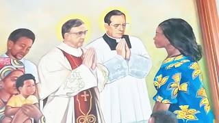 Vidéo de la Messe du 90ème anniversaire à Yaoundé