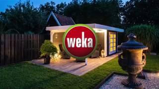 Imagefilm WEKA Gartenhäuser