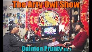 Ep 7 QUINTON PRUNTY