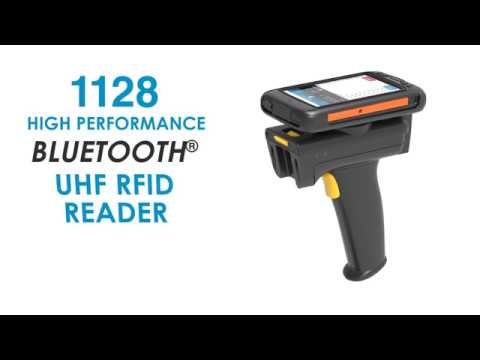 1128 Bluetooth UHF RFID Reader