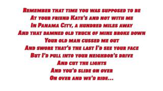 Kip Moore - Young Love (Lyrics)