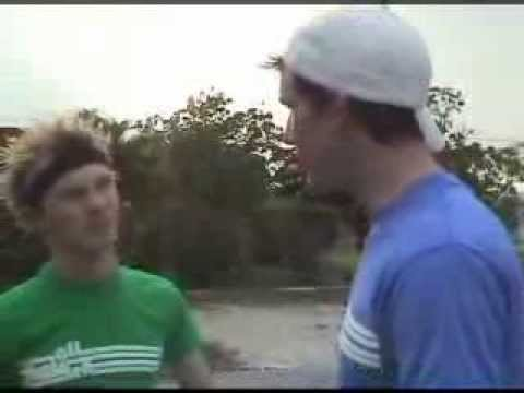 Old School T-Shirt Commercial