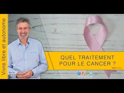 Traitement laparoscopique du cancer de la prostate