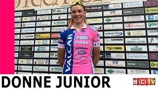 preview picture of video 'Claudia Cretti vince la seconda gara stagionale a Buttrio'