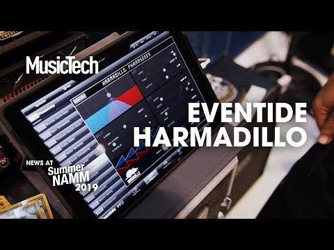 Harmadillo for Eventide H9 Harmonizer is a mind-bending tremolo. #SummerNAMM2019