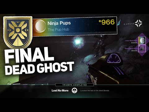"Lunar Memoriam Emblem! - 10th Dead Ghost ""Omar Agah"" Location (Pit of Heresy Dungeon)"