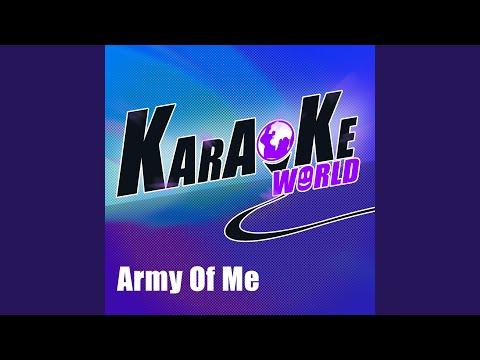 Army of Me (Originally Performed by Christina Aguilera)