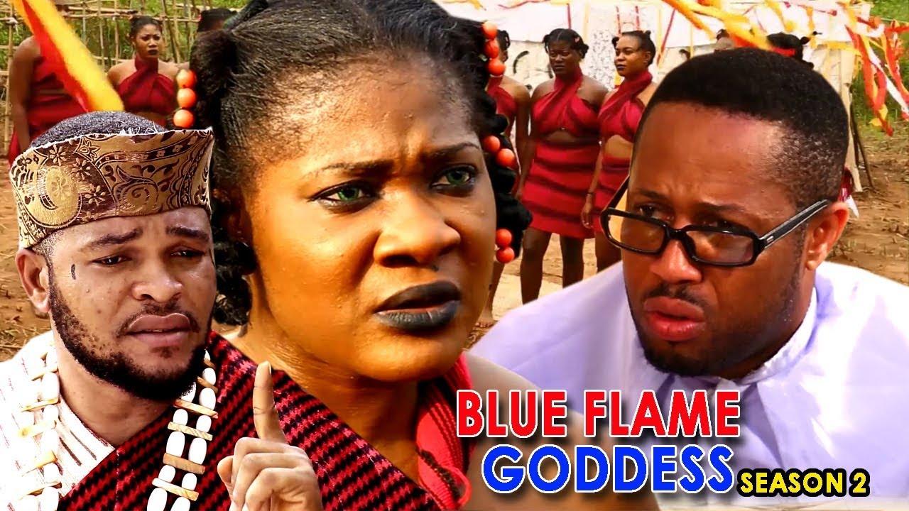 Blue Flame Goddess (2018) (Part 2)