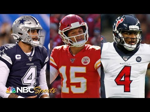 NFL Power Rankings: Division leaders that could miss playoffs | NBC Sports