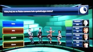 15 min z Buzz Świat Quizów - PS3 Gameplay by maxim