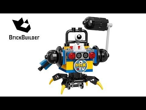 Vidéo LEGO Mixels 41580 : Myke