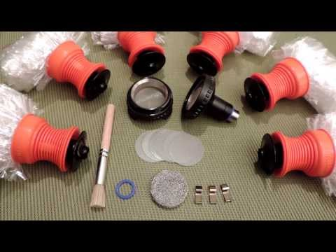 Easy Valve Breakdown for the Volcano Vaporizer