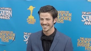 Красивые парни, Grant Gustin (The Flash) // 41st Annual SATURN Awards Red Carpet
