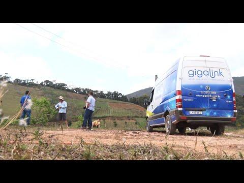 Inclusão digital: Moradores da zona rural de Sumidouro comemoram chegada da internet banda larga