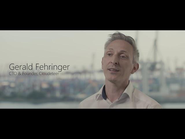 Gerald Fehringer über CLOUDETEER