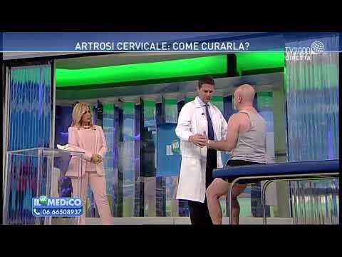 Ciò che provoca cervicale e toracico osteocondrosi