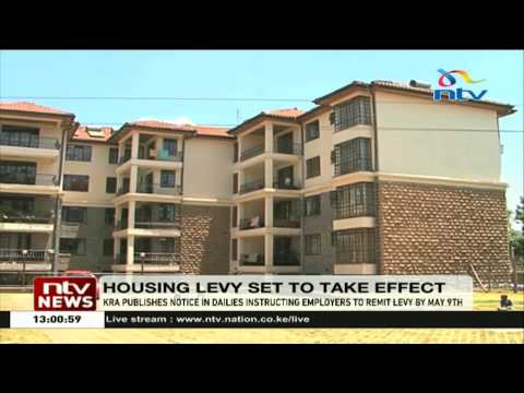 Government effects the directive to deduct 1.5% housing levy from employed Kenyans