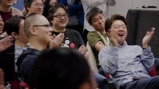 Resident Evil 2 Remake - Worldwide Public Reaction at E3 - English Sub