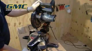 GMC Instructional: Mitre Saw