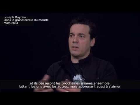 Vidéo de Joseph Boyden