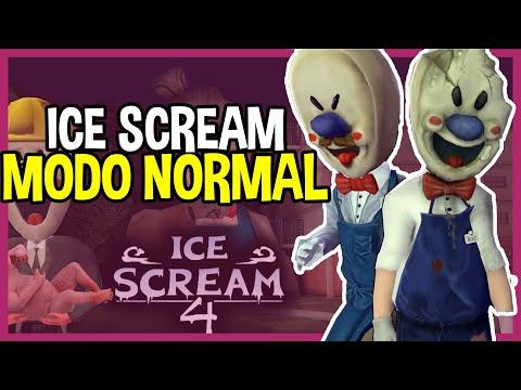 COMO PASAR ICE SCREAM EN MODO NORMAL