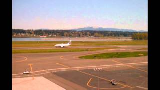 Everclear I'm on Your Time---Plus scenes from Portland International Airport