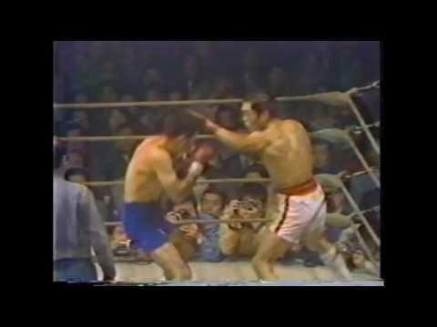 ガッツ石松 VS ロドルフォ・ゴンザレスⅡ(1974年11月)