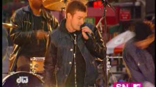 Like I Love You, Justin Timberlake (Live In Time Square)