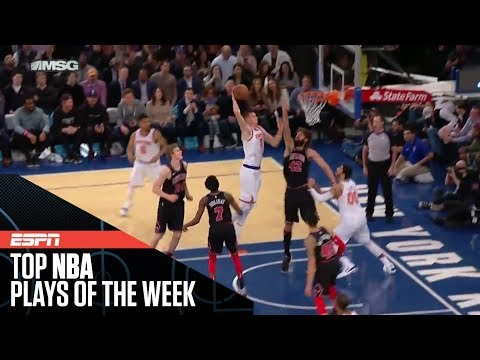 NBA top plays of the week | January 16, 2018 | ESPN