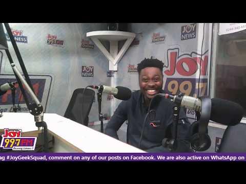 JoyGeekSquad on Joy FM (6-11-18)