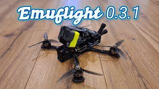 EmuFlight 0.3.1 First Test 6s F7 DJI FPV HGLRC Sector v2