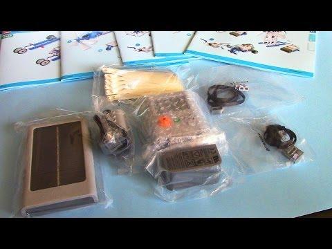 Vidéo LEGO Education 9688 : Kit Energies Renouvelables LEGO Education