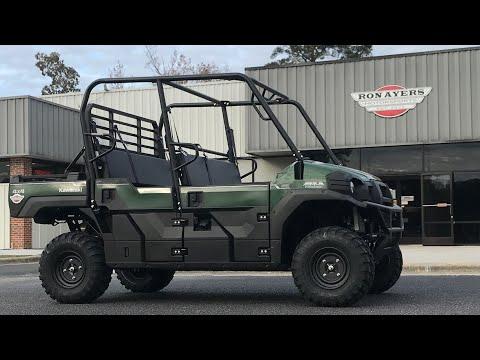 2021 Kawasaki Mule PRO-FXT EPS in Greenville, North Carolina - Video 1