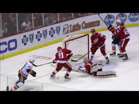 Gotta See It: Mrazek with paddle save of the season on Tavares
