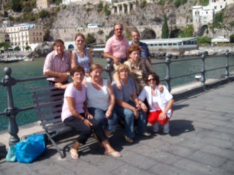 [ARCHIVIO] Gita Costiera Amalfitana Settembre 2008 PARTE 1/3