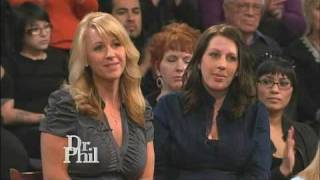 Dr. Nassif Gives Advice About Injections on The Dr. Phil Show