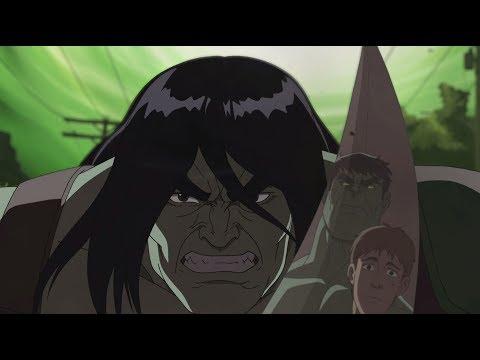האלק הענק הירוק וצוות הריסוק | סקאר | Hulk: Agents of