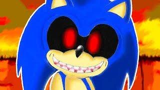 СОНИК.EXE - СЕКРЕТНАЯ КОНЦОВКА! [Sonic.Exe]