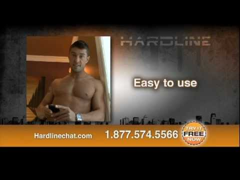 Hardline gay chat