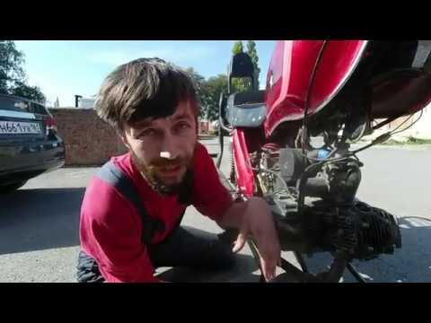 Сколько масла сольётся с убитого альфовского мотора? Намного меньше, чем вы думаете!(18+!)