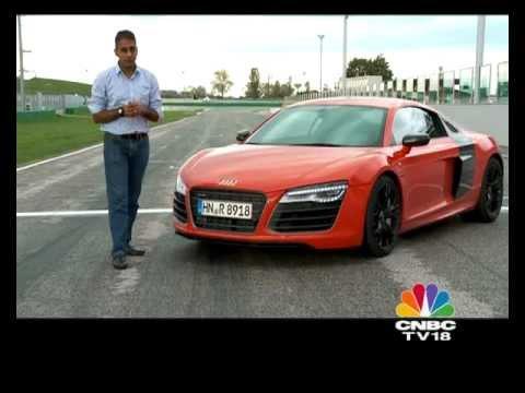 2013 Audi R8 V10 Plus first drive