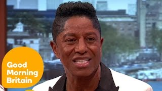 <b>Jermaine Jackson</b> Surprises His Brothers  Good Morning Britain