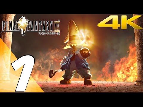 PS1: Final Fantasy IX (Disc 4 of 4) (HD / 60fps) - смотреть