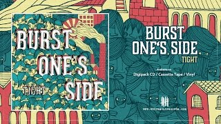 BURST ONE'S SIDE - Admission (88 Fingers Louie) [Knives Out records]