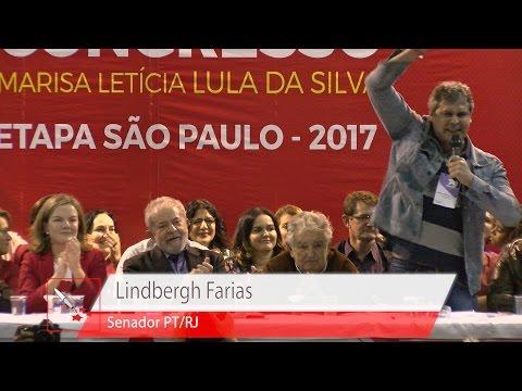 Lindbergh Farias   VI Congresso Nacional do PT – Abertura da Etapa Paulista