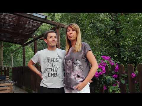 Виктор и Екатерина о занятиях йогой  Йога тур в Лигурии, сентябрь 2019