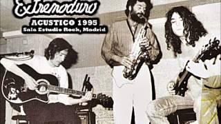 Extremoduro - 01 - Cabezabajo (Agila Acústico) [Sala Estudio Rock, Madrid 1995]