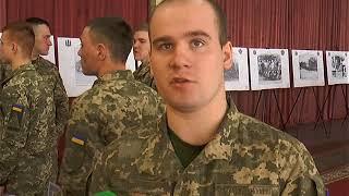 Выпуск сержантов в ХНУВС им. Кожедуба