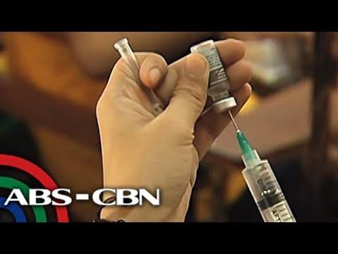 Halaga ng di nagamit na Dengvaxia, ire-reimburse ng Sanofi Pasteur