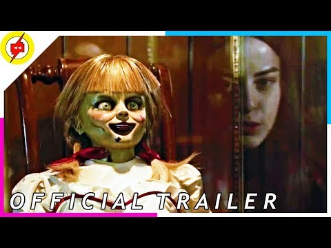 ANNABELLE Comes Home 2019 | Official Trailer #1 | Patrick Wilson